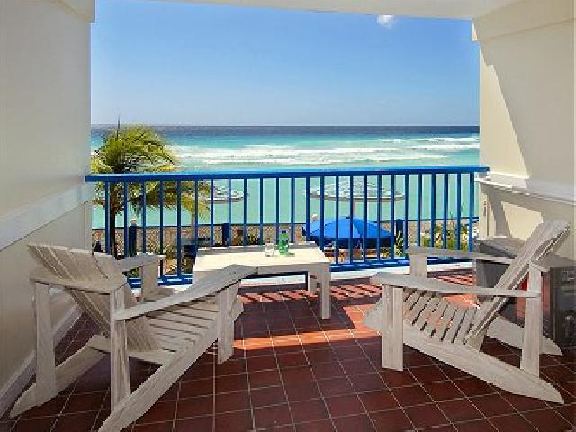 South gap hotel in barbados for Balcony booking