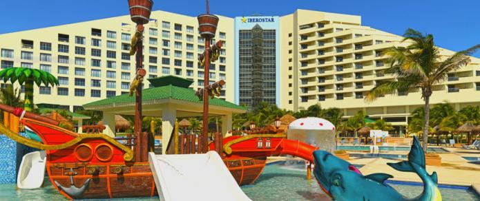 Iberostar Cancun Mexico - Water Park