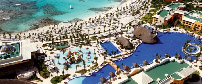 Barcelo Maya Palace Deluxe Riviera Maya Mexico - Resort