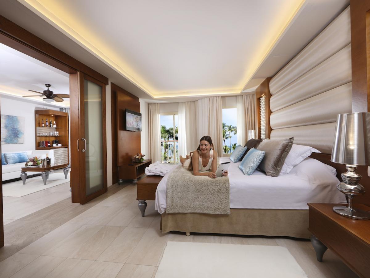 Majestic Mirage Punta Cana Dominican Republic - Mirage Club One Bedroom Outdoor