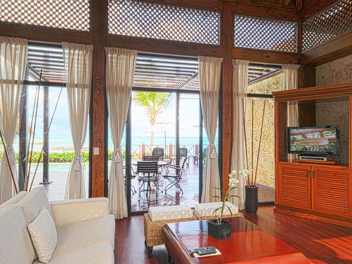 Sanctuary Cap Cana By AlSol Punta Cana Dominican Republic - Beachfront Suite