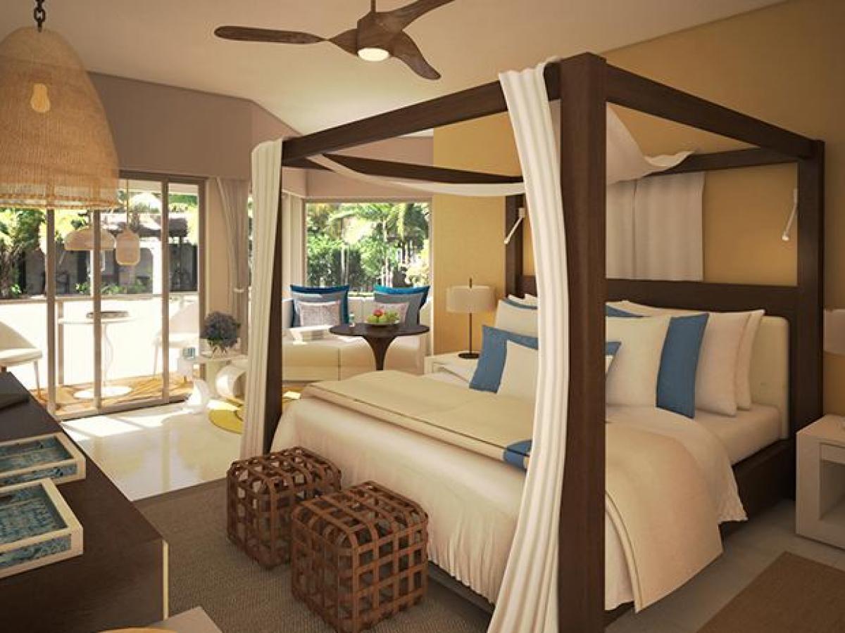 Zoetry Montego Bay Jamaica - Junior Suite Tropical View