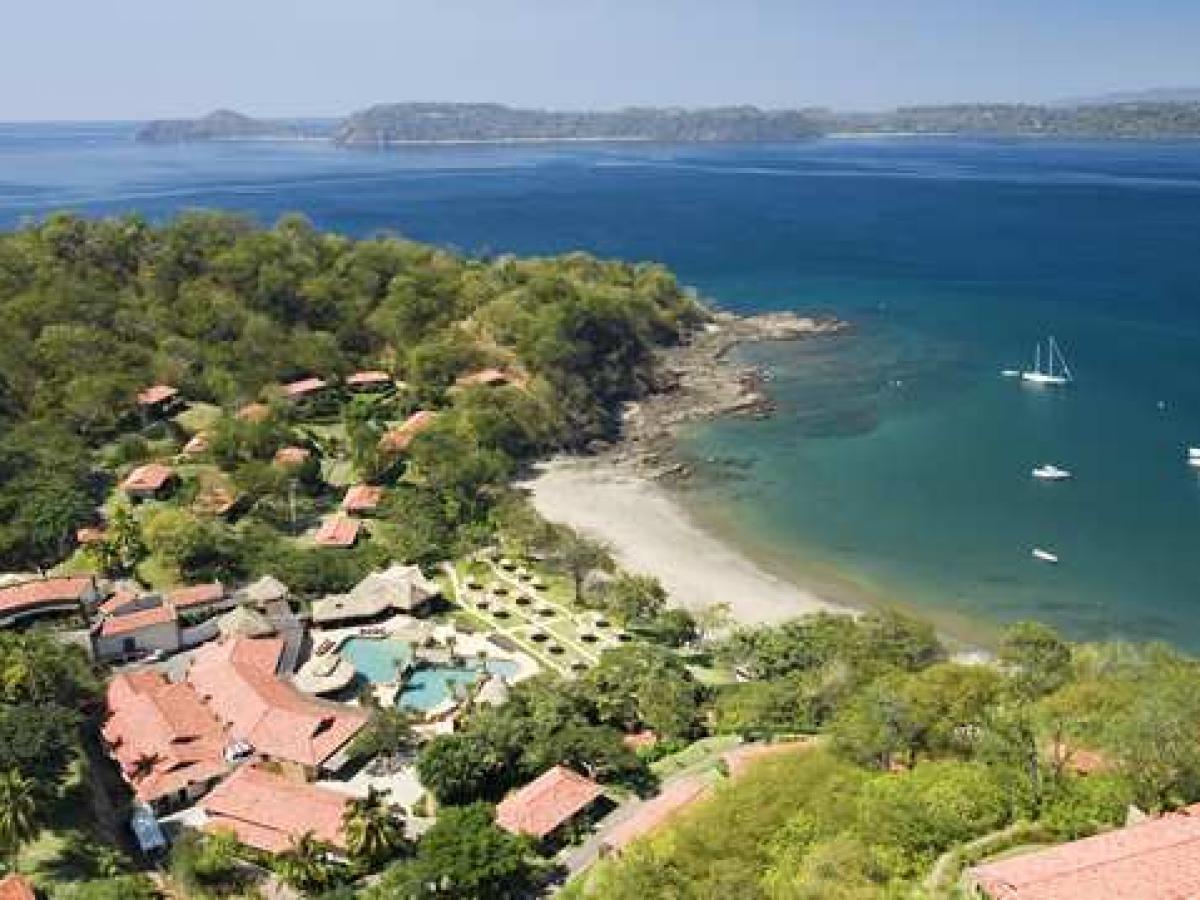 Papagayo Beach Hotel Costa Rica