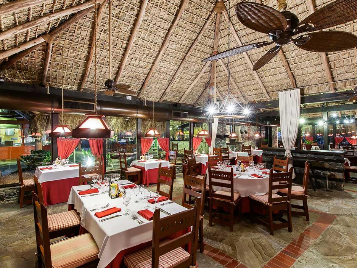 Catalonia Gran Dominicus La Romana - Rodeo Steak House