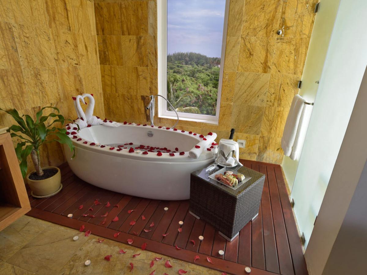 AlSol Del Mar Punta Cana Dominican Republic - one bedroom  honeymoon suite