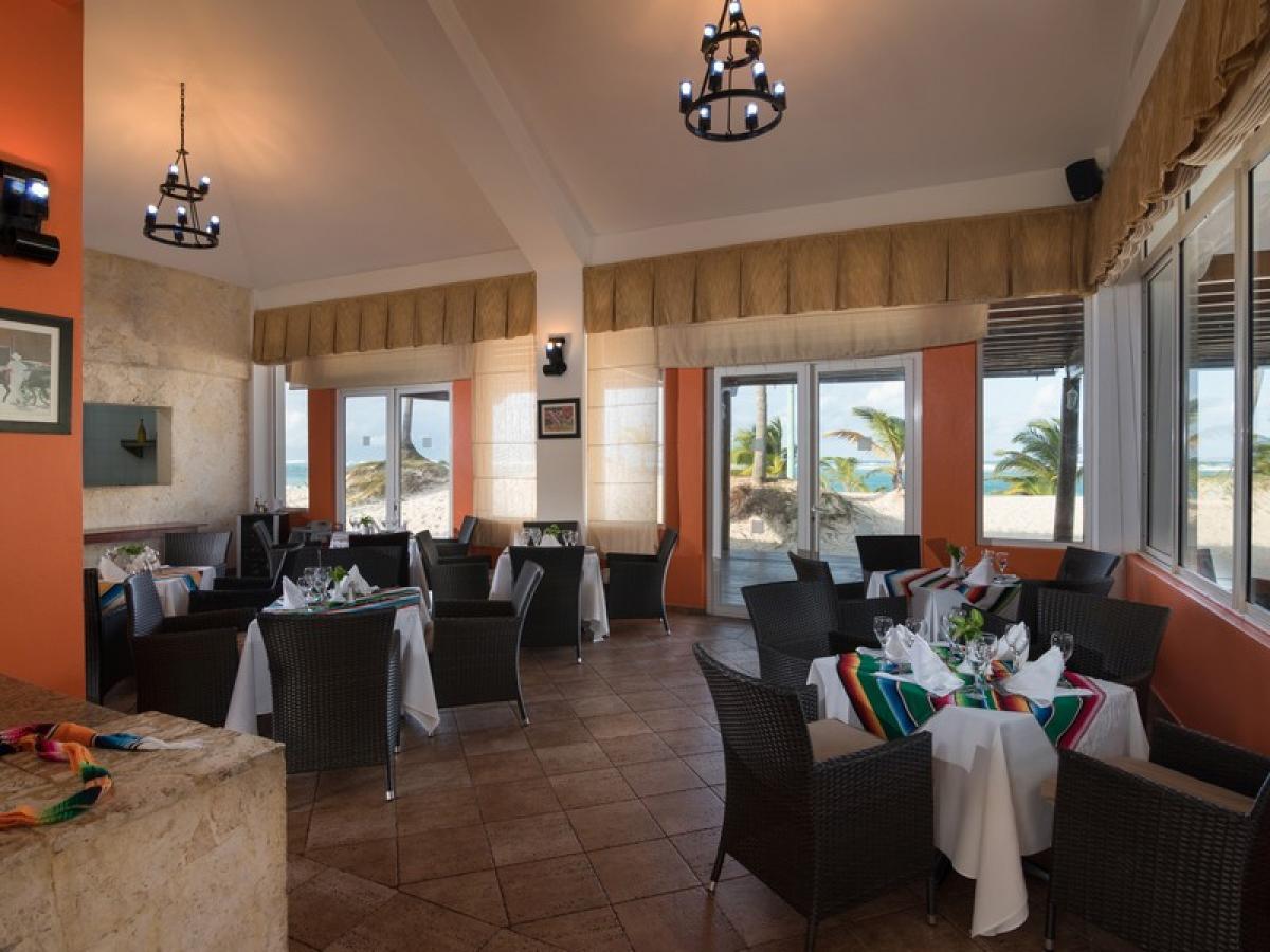 Barcelo Bavaro Beach Punta Cana Dominican Republic - A La Carte