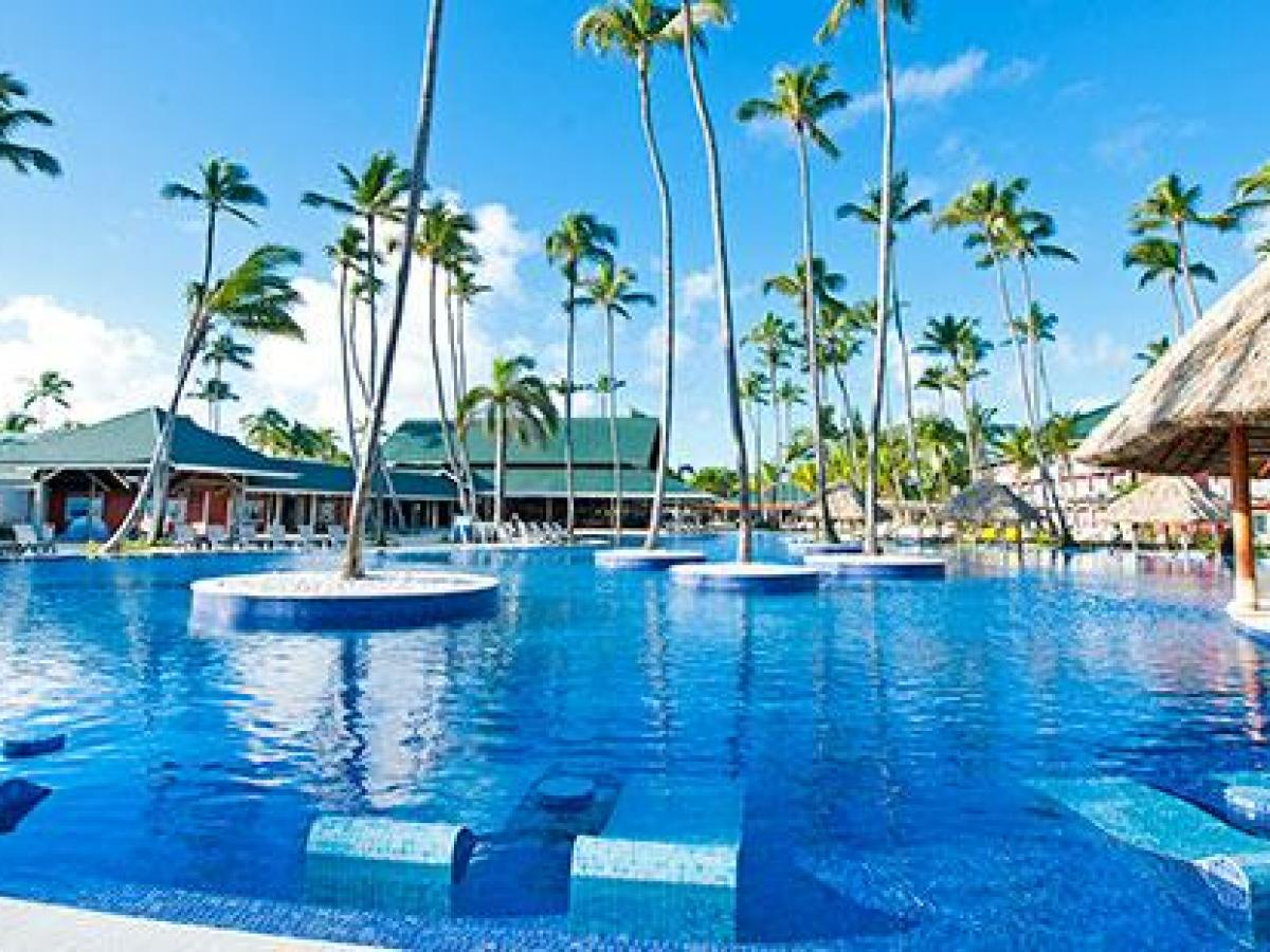 Barcelo Bavaro Beach Punta Cana - Swimming Pools