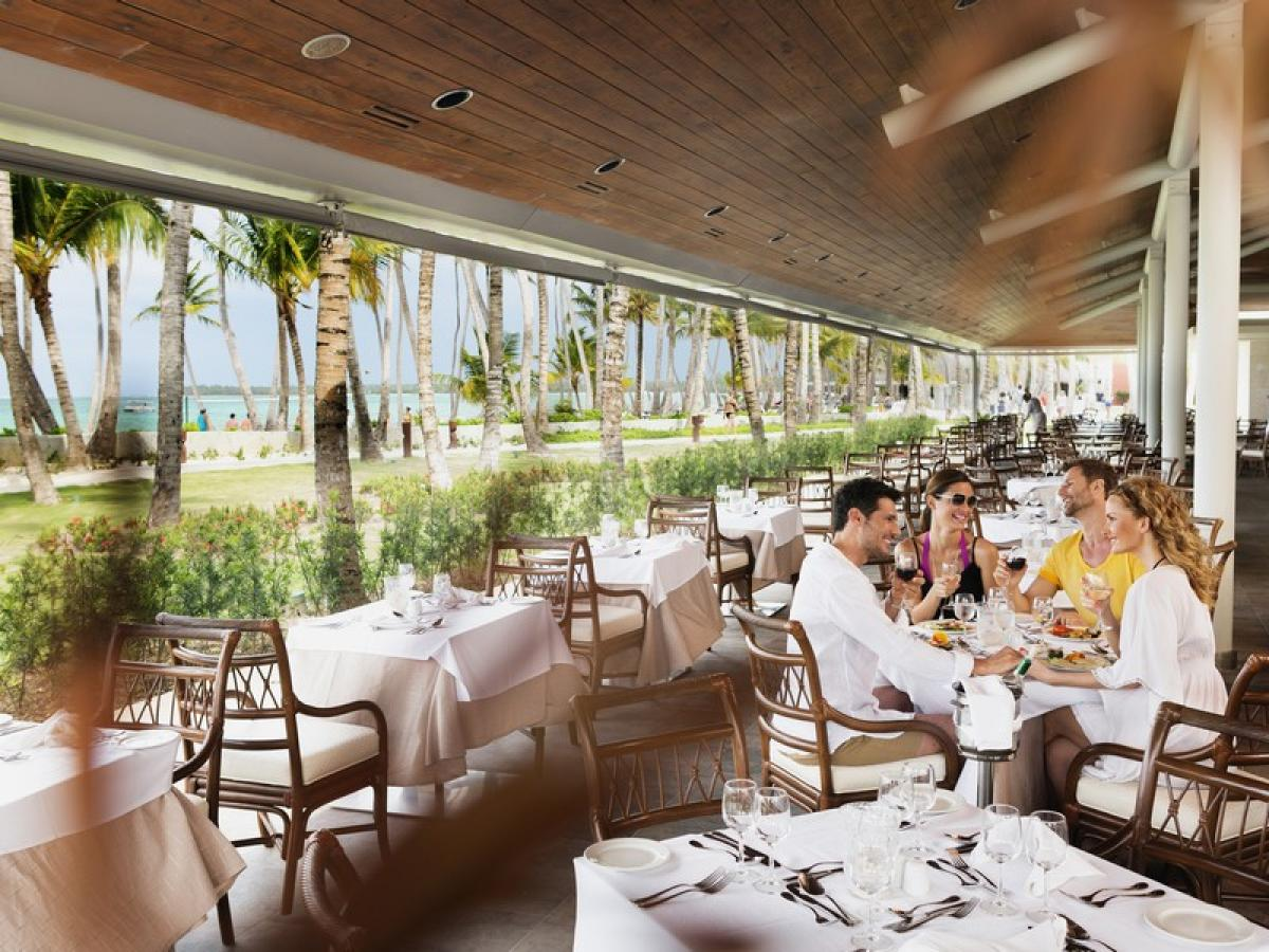 h Punta Cana Dominican Republic - Caribe Buffet Restaurant
