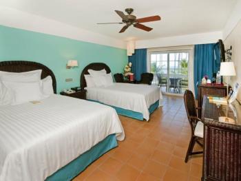 Barcelo Bavaro Beach Punta Cana Dominican Republic - Superior  Oceanfront Club P