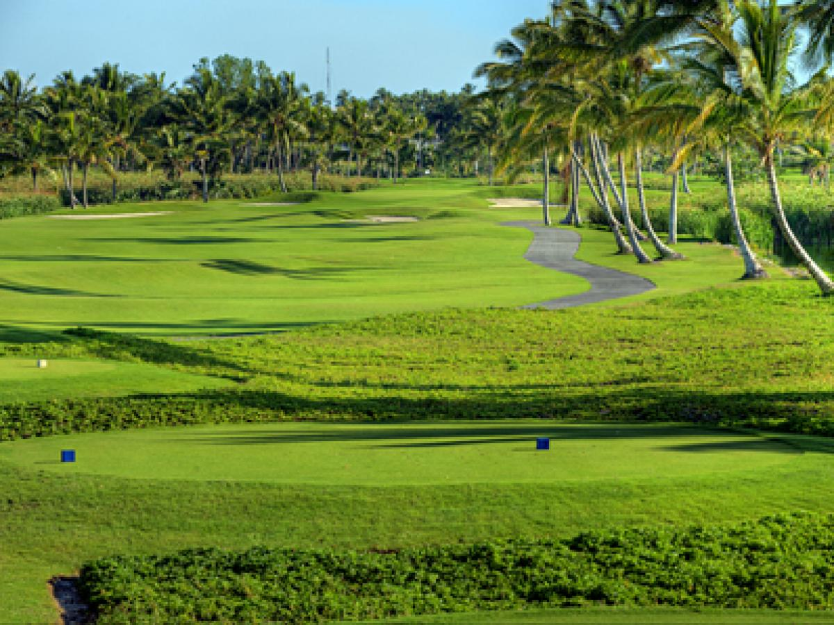 Barcelo Bavaro Palace Punta Cana Dominican Republic - Golf