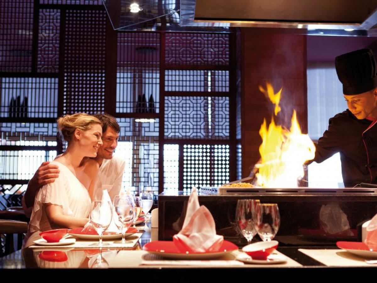 Barcelo Bavaro Palace Punta Cana Dominican Republic - Kyoto Japanese Restaurant