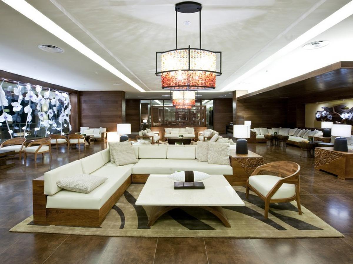 Barcelo Bavaro Palace Punta Cana Dominican Republic - Carey Lobby Bar