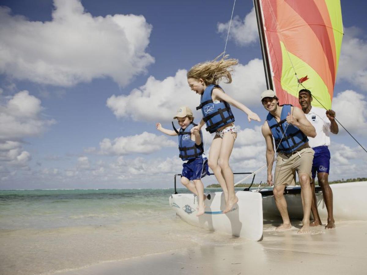 Barcelo Bavaro Palace Punta Cana Dominican Republic - Water Sports