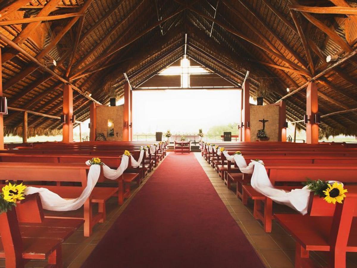 Barcelo Bavaro Palace Punta Cana Dominican Republic - Wedding