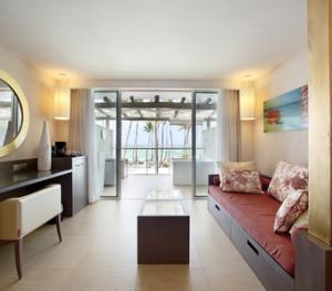 Barcelo Bavaro Palace Punta Cana - Junior Suite Ocean Front