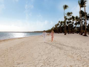 Barcelo Bavaro Palace Punta Cana Dominican Republic - Beach