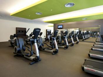 Barcelo Bavaro Palace Punta Cana Dominican Republic - Fitness Center