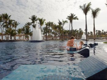 Barcelo Bavaro Palace Punta Cana Dominican Republic - Swimming Pool