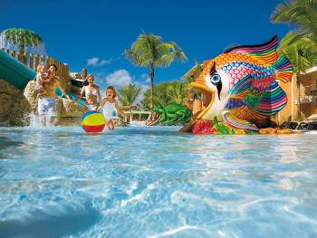 Barcelo Bavaro Palace Punta Cana Dominican Republic - Water Park