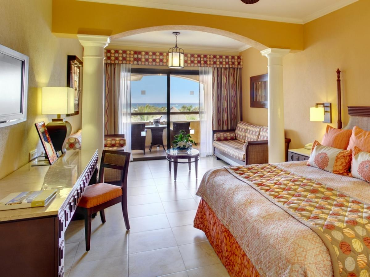 Barcelo Bavaro Palace Punta Cana Dominican Republic - Junior Suite Ocean Front P