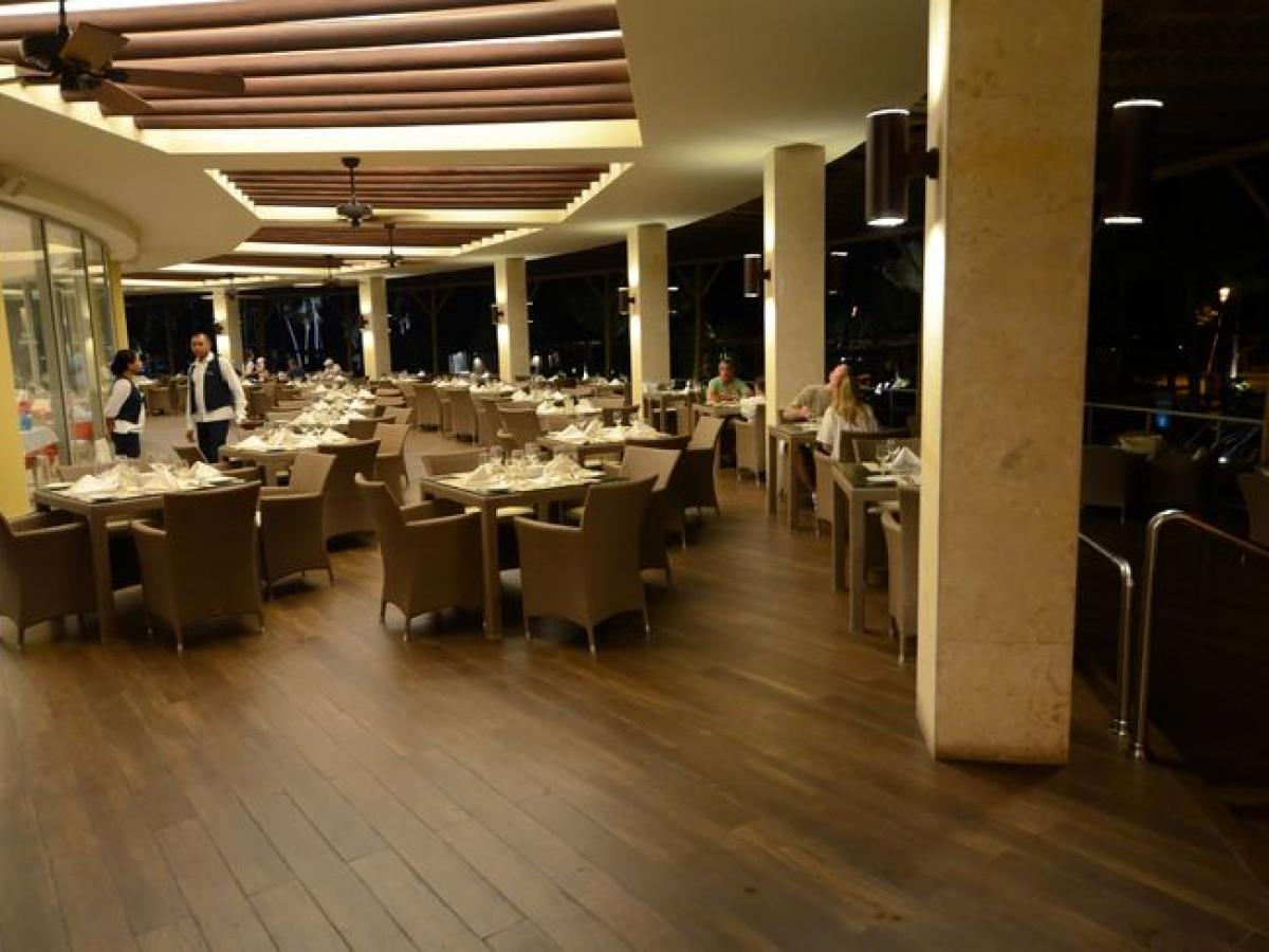 Barcelo Bavaro Palace Punta Cana Dominican Republic - Bohio Restaurant