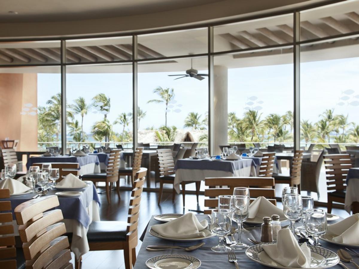 Barcelo Bavaro Palace Punta Cana Dominican Republic -El Coral Restaurant