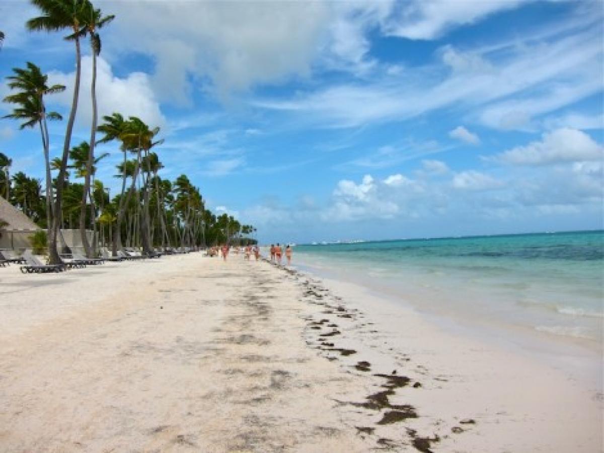 Barcelo Bavaro Palace Deluxe Punta Cana - Beach