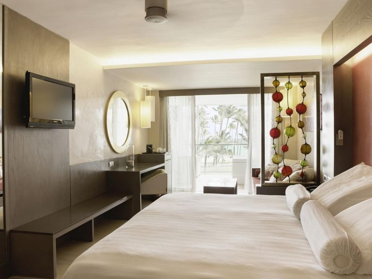 Barcelo Bavaro Palace Deluxe Punta Cana Dominican Republic - Junior Suite Ocean