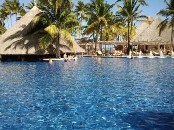 Barcelo Bavaro Palace Deluxe  Punta Cana - Swim Up bar Bambo