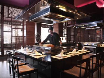 Barcelo Bavaro Palace Deluxe Punta Cana- Kyoto Japanese Sushi Ba