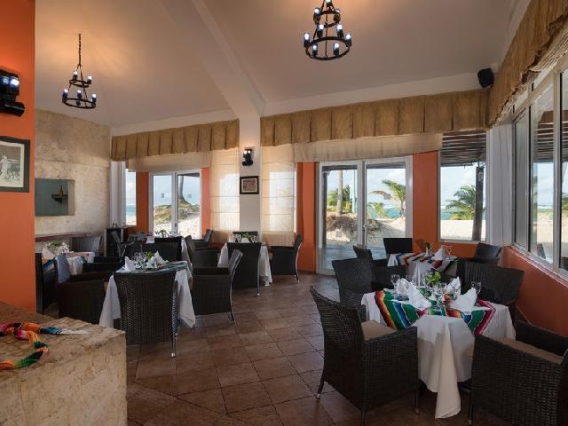 Barcelo Punta Cana Dominican Republic - Mexico Lindo Restaurant
