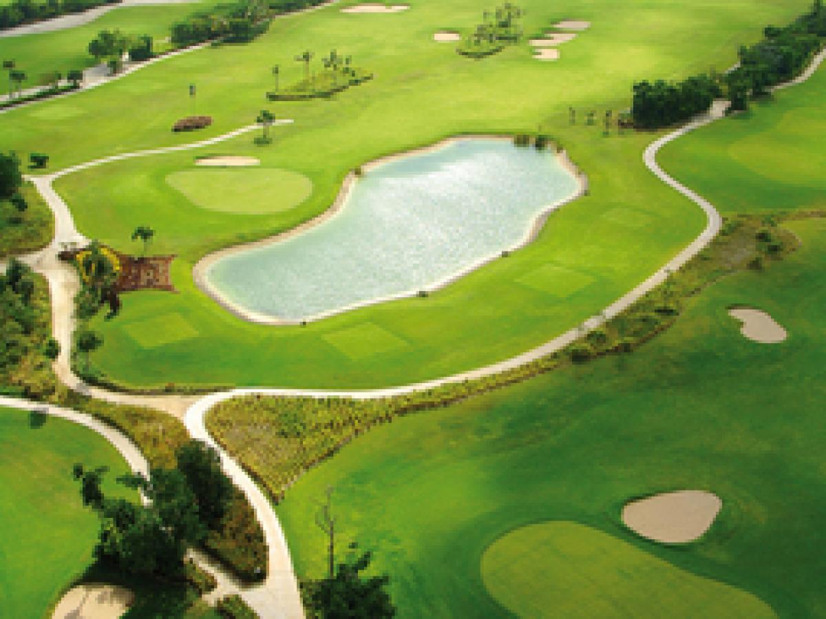 Barcelo Punta Cana Dominican Republic -Golf