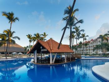 Barcelo Punta Cana Dominican Republic - El Coco Pool Bar