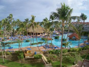 Barcelo Punta Cana Dominican Republic - Resort