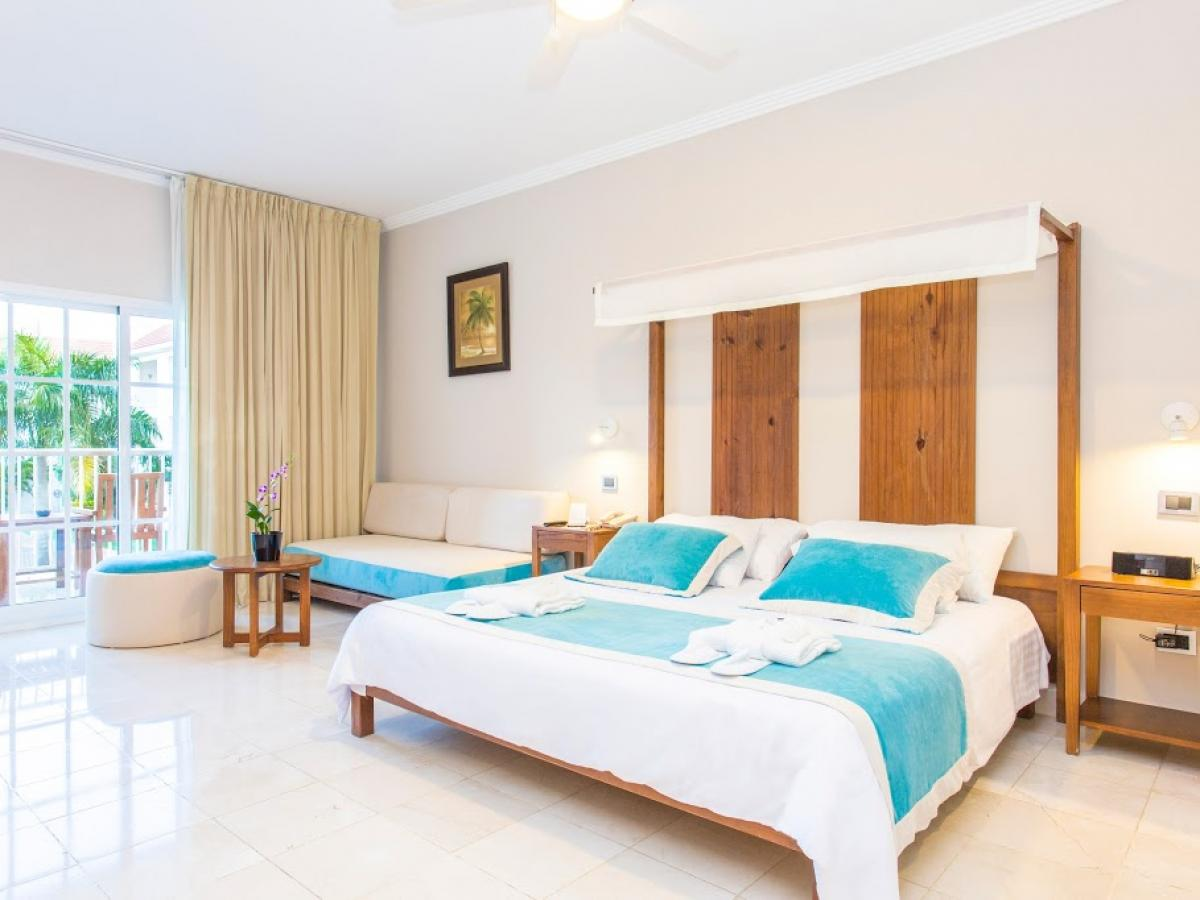 Be Live Punta Cana Dominican Republic - Family Suite Ocean View