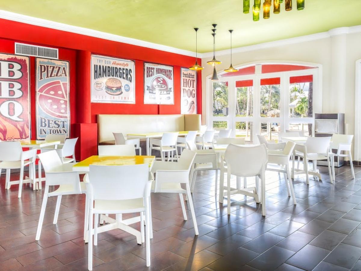 Be Live Punta Cana Dominican Republic - KM Pizza