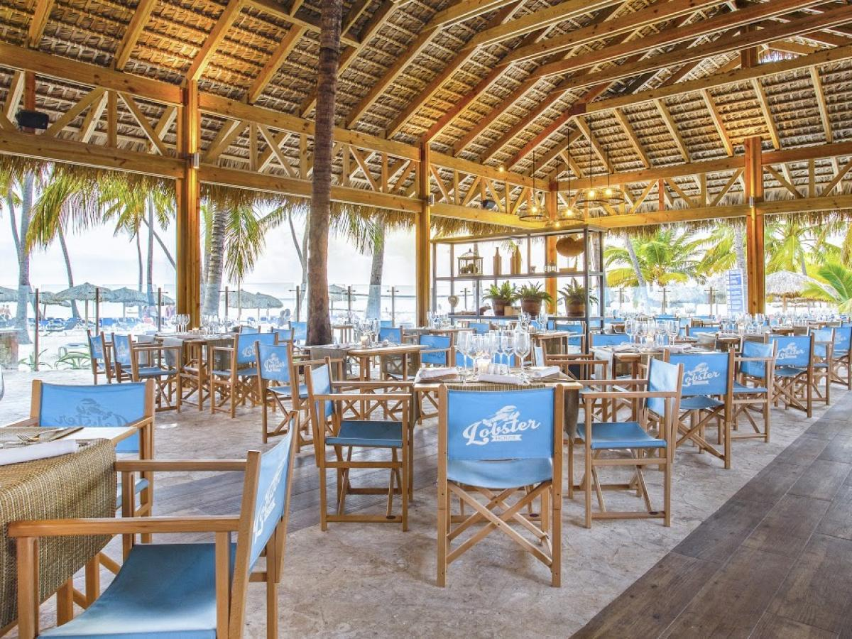 Be Live Punta Cana Dominican Republic - Lobster House