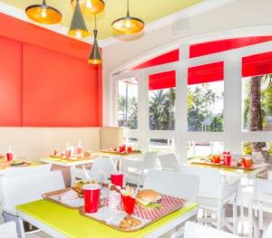 Be Live Punta Cana Dominican Republic - Burger Corner