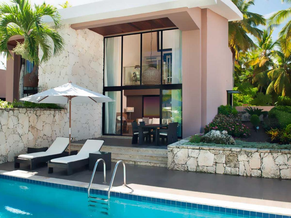 Catalonia Royal Bavaro Punta Cana - Exclusive Suites Swimming Po