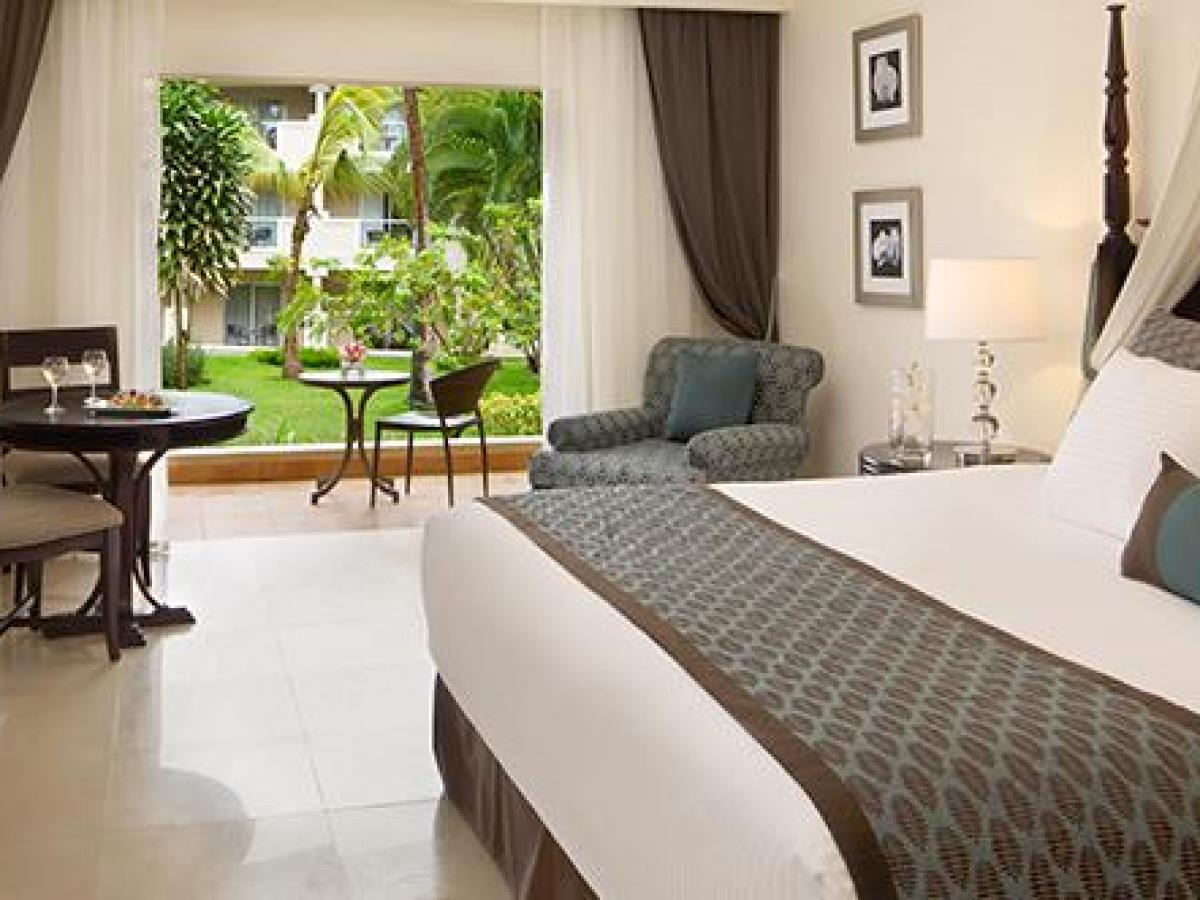 Dreanm Palm Beach Punta Cana - Preferred Club Deluxe Jacuzzi Tro