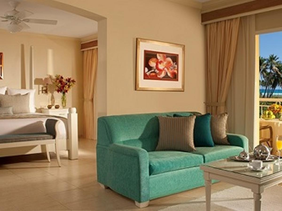 Dreams Punta Cana Dominican Republic - Preferred Club Honeymoon Suite