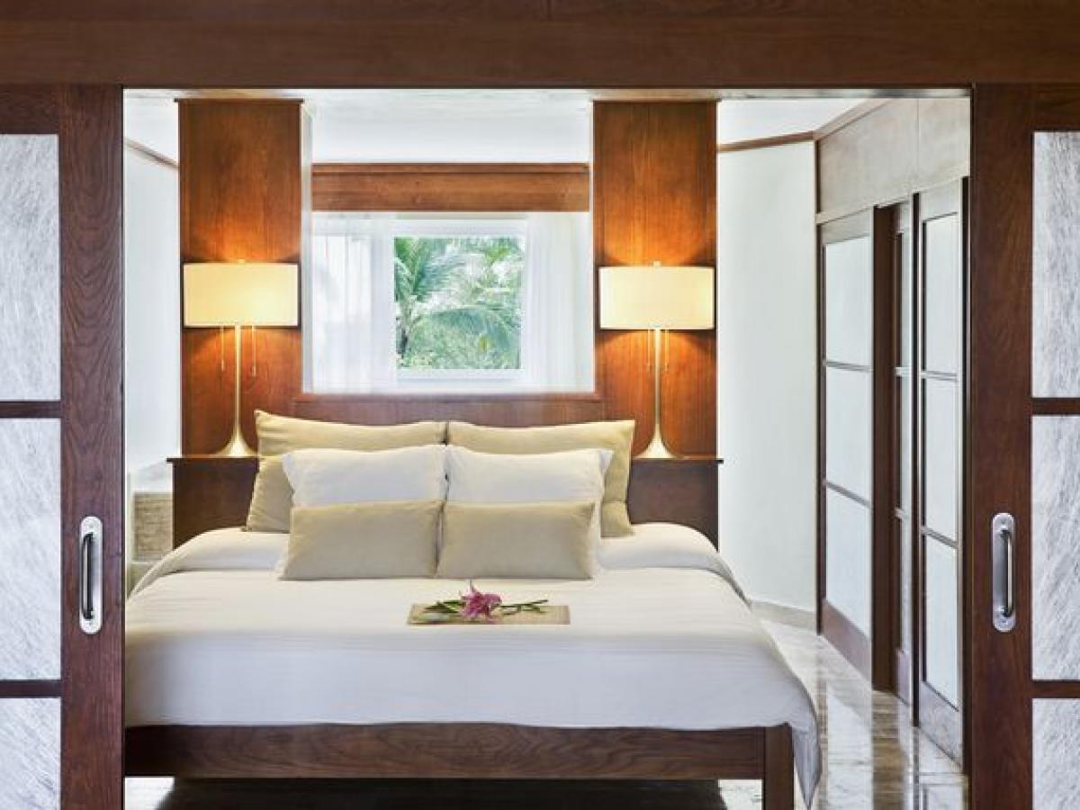 Excellence Punta Cana Dominican Republic - Honeymoon Suite Ocean View