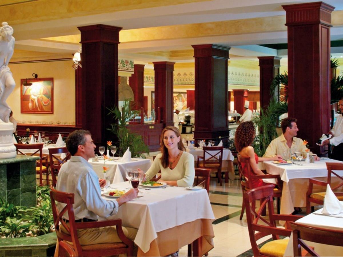 Grand Bahia Principe Bavaro Punta Cana -La Trattoria Restaurant