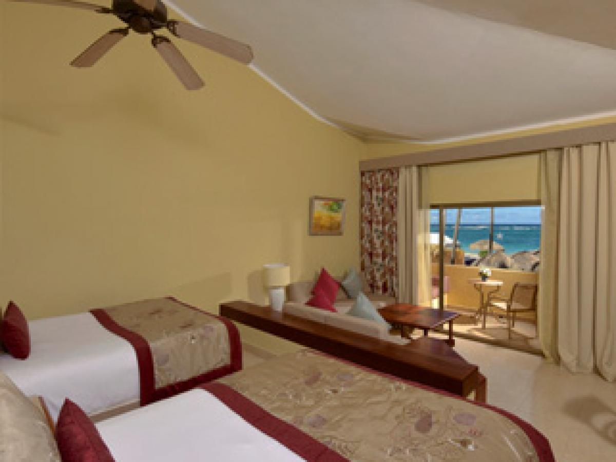 Iberostar Bavaro Suites Punta Cana - Junior Suite Ocean Front Su