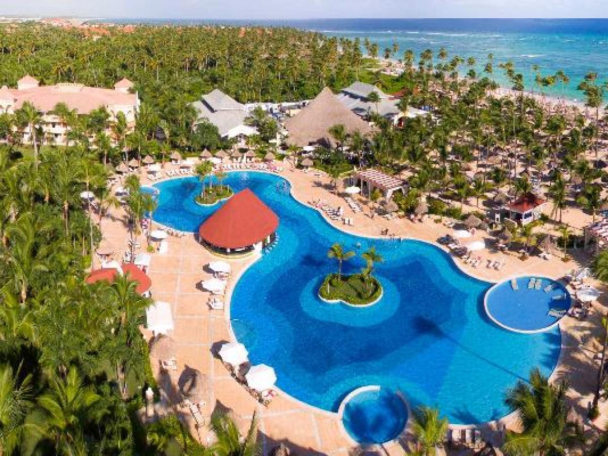 Luxury bahia Principe Ambar Blue  Punta Cana - Swimming Pools