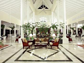 Luxury Bahia Principe Ambar Blue Punta Cana - Lobby