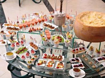 Luxury Bahia Principe Ambar Blue - Buffet Restaurant