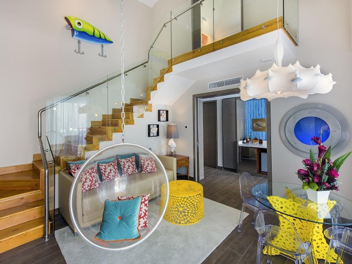 Nickelodeon Punta Cana Hotel & Resort Dominican Republic - The Pineapple Living