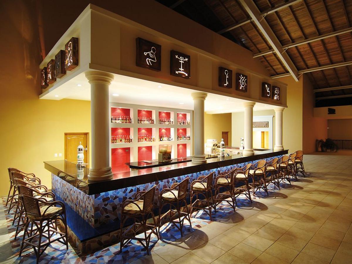 Occidental Caribe Punta Cana - Lobby Bar