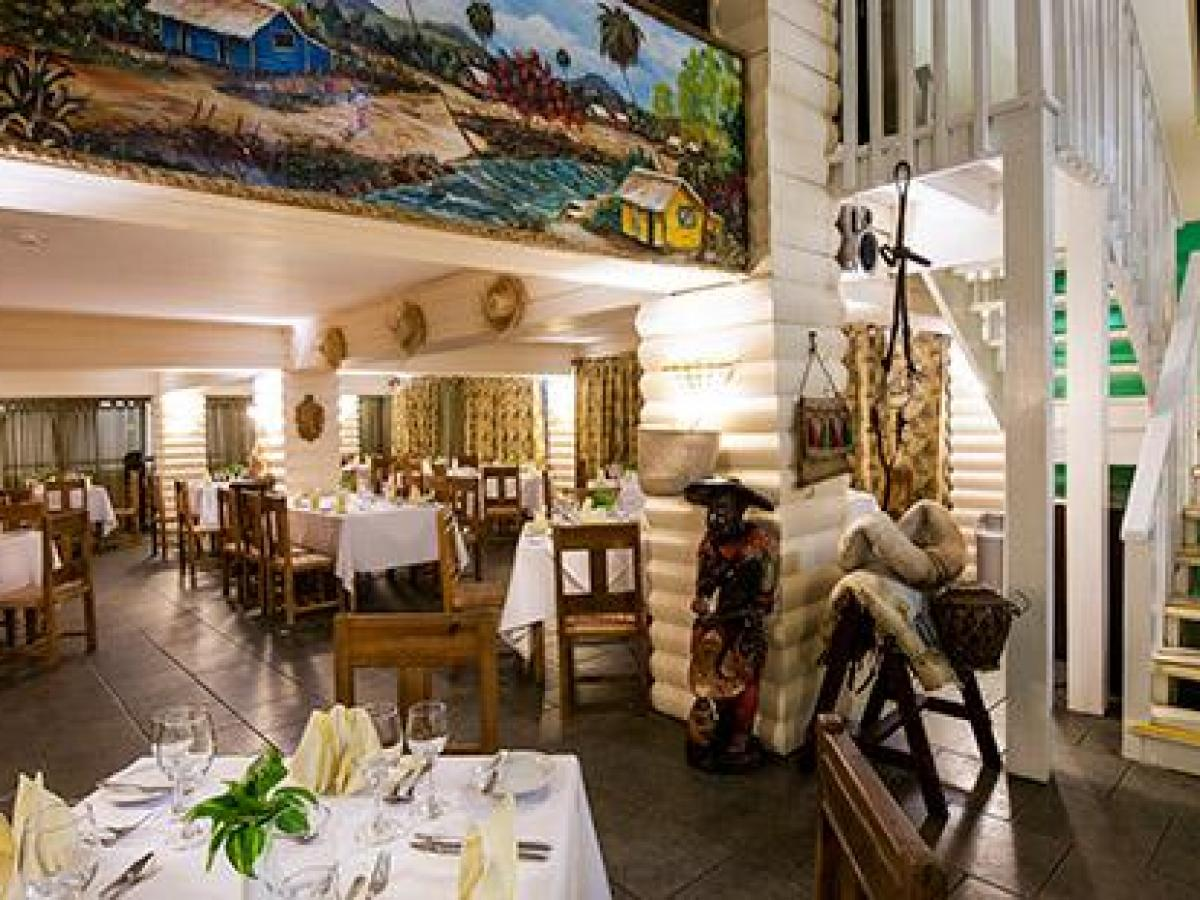 Occidental Caribe Punta Cana - Restaurant